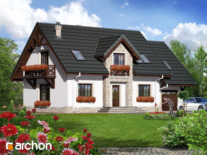 Dom w lucernie 3 - Widok 3