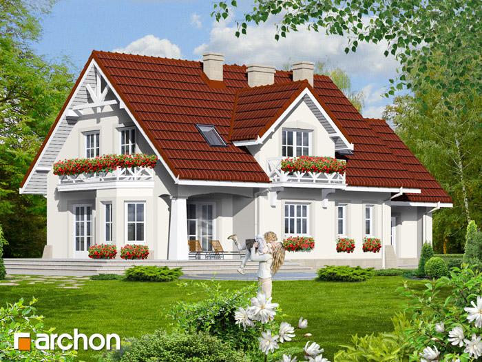 Dom w lewkoniach 2 (P) - Widok 2
