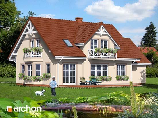 Dom w magnoliach 2 - Widok 2