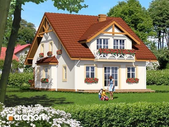 Dom w dmuchawcach - Widok 2
