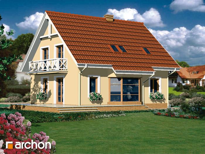 Dom w paprociach 2 - Widok 2