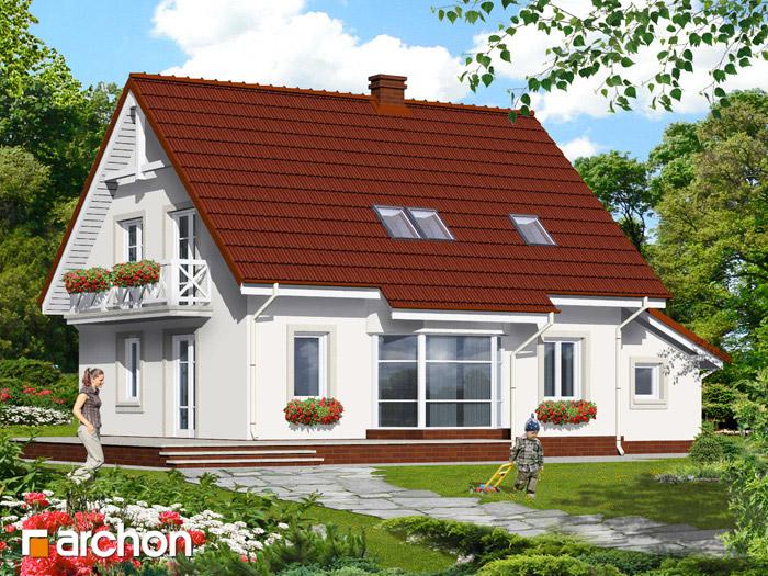 Dom w paprociach 3 - Widok 2
