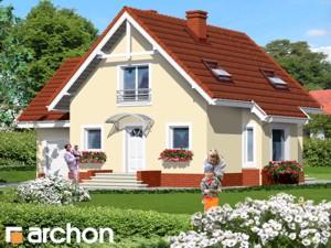 Dom we frezjach - Widok 3