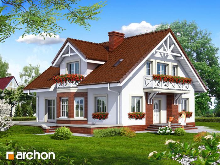 Dom w helikoniach (P) - Widok 258