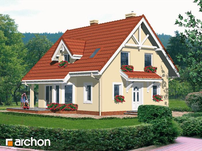 Dom w miodunkach - Widok 11