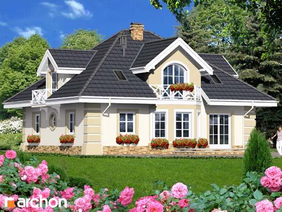 Dom w dąbrówkach (G2) - Widok 2