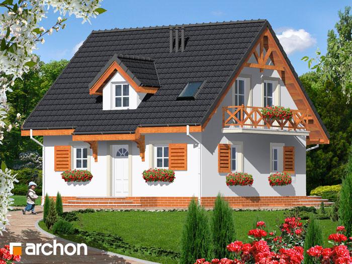 Dom w poziomkach 3 (P) - Widok 7