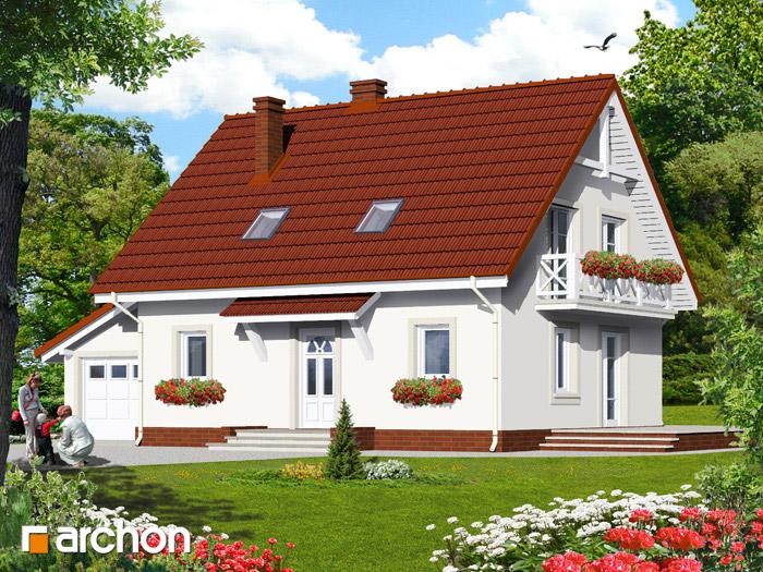 Dom w paprociach 3 - Widok 1