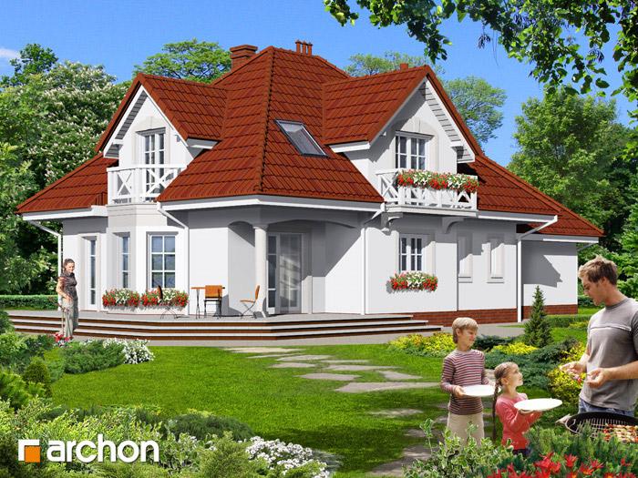 Dom w lewkoniach (G2) - Widok 2